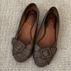 Cole Haan Brown Leather Shoes